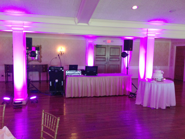 Wedding Uplighting Services